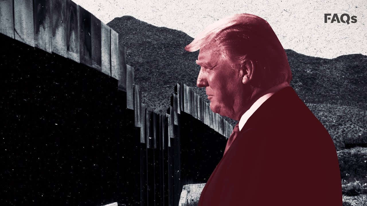 National emergency declared on Trump's border wall, explained