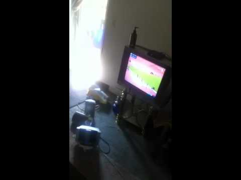 Ethiopia fan reaction on Olympic 2012