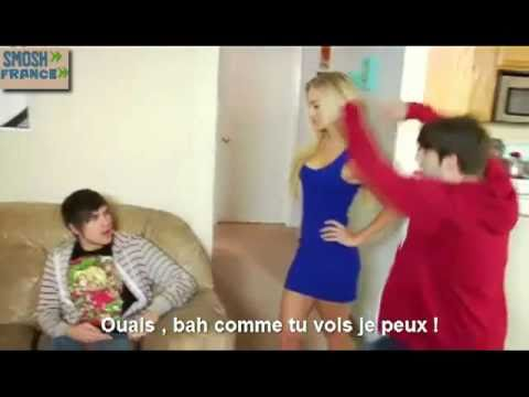 MY NEW HOT GIRLFRIEND -Smosh- Sous-titré Français