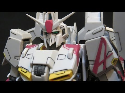 RG Zeta 3 review (1: Unbox) Zeta Gundam Unit 3 