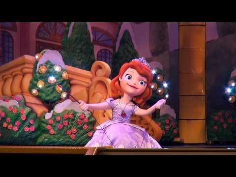 DISNEY JUNIOR LIVE ON STAGE! Mickey, Sofia the first, Jake & the Never Land Pirates, Doc McStuffins