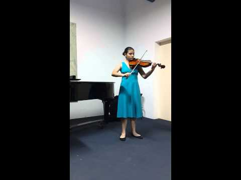 Mary Paz Romero:Concertino in G, Op 15, viola