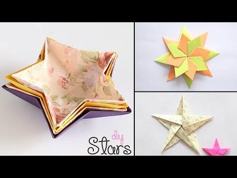 DIY Easy Star Crafts!