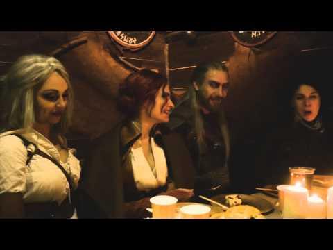 Ведьмак 3: Дикая Охота - презентация в Варшаве, которую стоит посмотреть. (The Witcher 3: Wild Hunt)