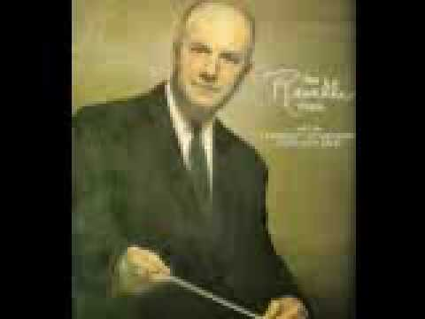 REVELLI ~ U of Mich Symphony Band plays CHESTER OVERTURE. by William Schuman