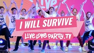I Will Survive | Live Love Party | I Can Dance I Can Serve | ICanServe Foundation