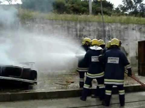 Bombeiros Volunt�rios da Ajuda em Alcoentre