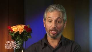 "Writer David Shore on getting hired on ""Family Law"" - EMMYTVLEGENDS.ORG"