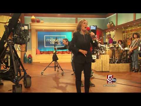 WCVB Chronicle Interviews Meredith Vieira