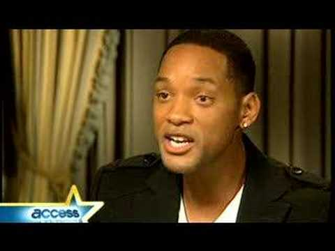 Will Smith supports Anonymous!