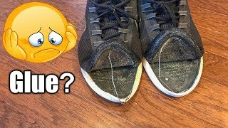Sneaker and Shoe Glue Fix Sole Separation