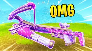 EPIC CROSSBOW PLAYS | Fortnite Best Stream Moments #51 (Battle Royale)
