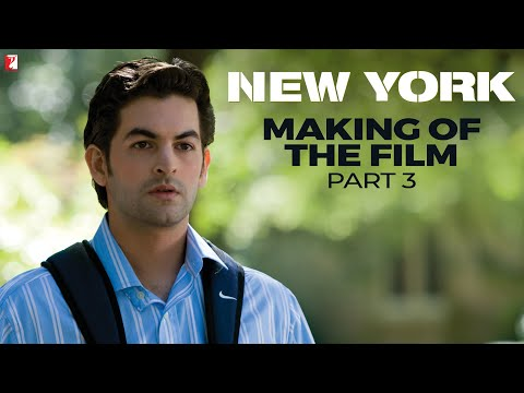 Making Of The Film - Part 3 - New York