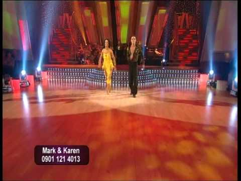 Karen Hardy and Mark Ramprakash SCD 4 2006 Salsa, it all went a bit wrong and then it came good... Learn to dance with Karen and her teachers at http://www.k...