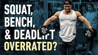 The Lateral Raise Is The ONLY Must-Do Exercise (MY RESPONSE)