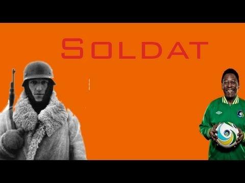Soldat.Review de Cabeça Voando