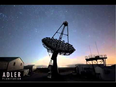 VERITAS Cherenkov Telescope Time Lapse Video