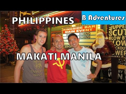 Travel Philippines, S1, Ep 10/26, Makati Manila Farewell, Meeting Other Travellers