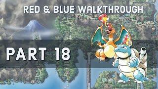 Pokemon Red/Blue Walkthrough - Part 18 - To Celadon City