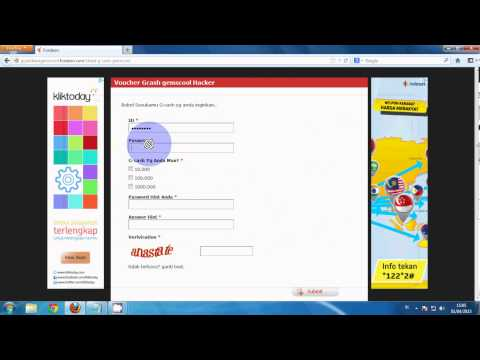 Cheat Point Blank hack cash with G-Cash Generator 2011 100% .
