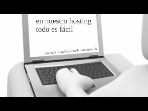 Hosting Reseller Joomla de Webempresa.com