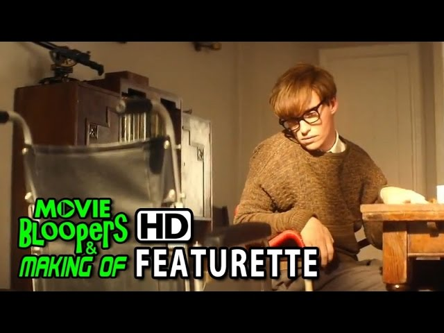 The Theory of Everything (2014) Featurette - Eddie Redmayne's Transformation
