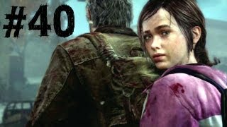 The Last of Us Gameplay Walkthrough Part 40 - Not Alone