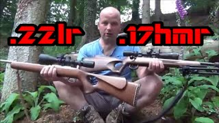 Differences Between .22LR and .17HMR Rifles - Comparing Calibres