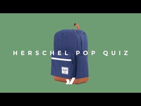 The Herschel Pop Quiz Backpack