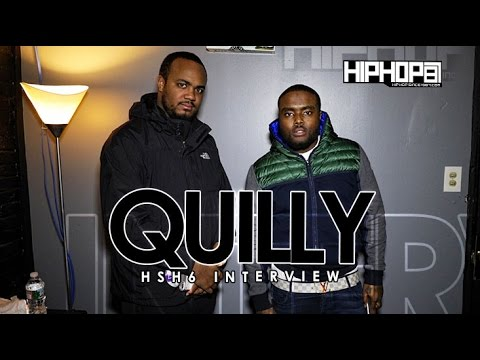 Quilly Talks HSH6 Mixtape, NBA All Star Weekend, 50 Cent, Meek Mill & more (Video)