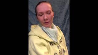 Testimonial to Zarathustra's Healing (In Norwegian)