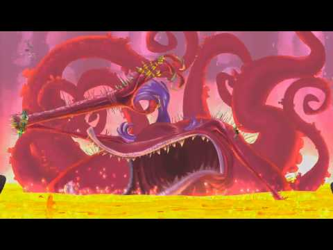Misc Computer Games - Rayman Legends - Castle Rock Theme