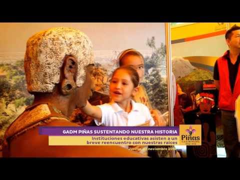 "Museo Rodante ""ECUADOR PATRIA ALFARISTA"" En Piñas"