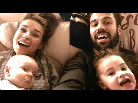 Jessie James Decker - Baby It's Cold Outside feat. Eric Decker (Home Video)
