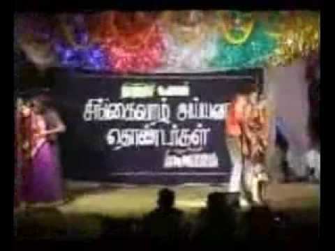 Tamil Group Stage Dance Hot video