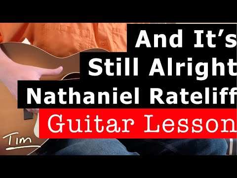 Download Nathaniel Rateliff And It's Still Alright Guitar Lesson, Chords, and Tutorial Mp4 baru