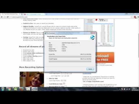 How to record skype video calls easily hindi urdu