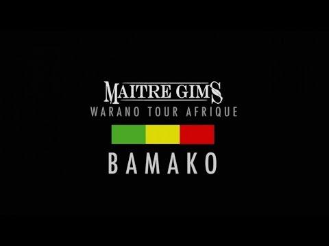 Maitre Gims - Concert à Bamako #WaranoTourAfrique - Daymolition
