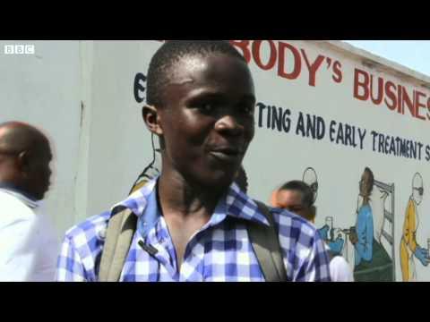 An kawar da Ebola daga Liberia
