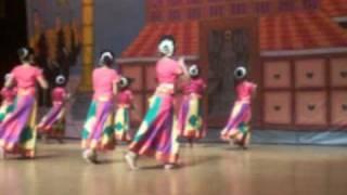 Soumya, Ashwathy and group. ( Sangeetha UK Annual Day 2010)