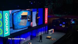 Lenovo Phab 2 Pro Tango Keynote, Demo and Lowe