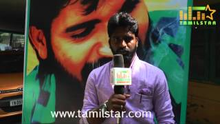 Kavithran At Namma Kadha Movie Audio Launch