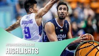 прогноз матча по баскетболу Филиппины - Индия