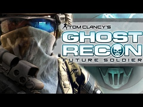 Ghost Recon Future Soldier (PC) | Primeiros 20 Minutos