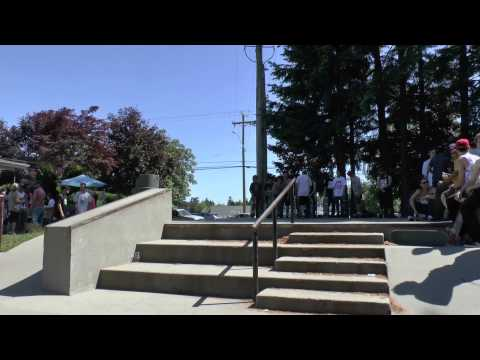 Jamie Kehoe Memorial Skate Session 2014