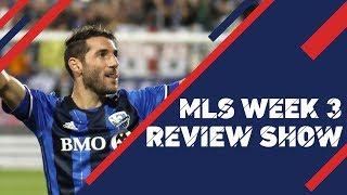 MLS Parity on Display Again | Week 3
