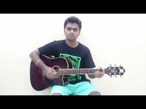 Mere Bina Mein - Crook Guitar Cover video