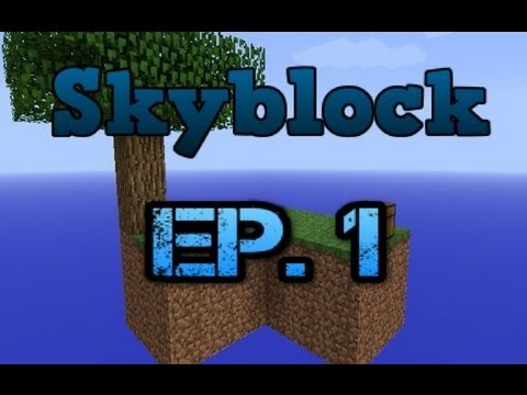 Minecraft PE: Skyblock - Ep. 1