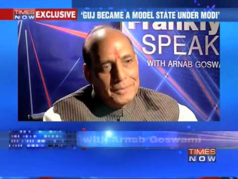 Frankly Speaking with Rajnath Singh (Full Interview)