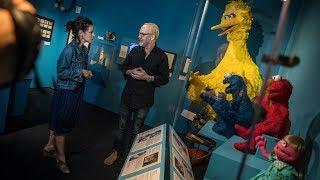 Adam Savage Tours the Jim Henson Exhibition!